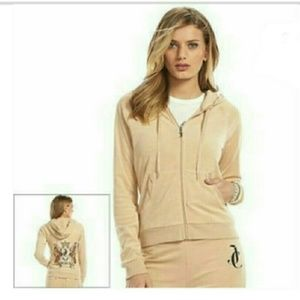 💕NWOT Juicy Couture zipped up hoodie